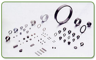 Bonded Rare Earth Magnets