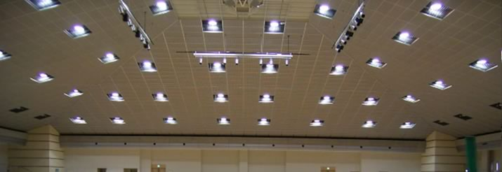 techno magnets high ceiling lights
